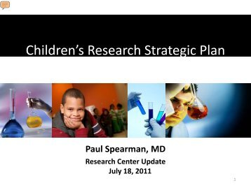 Proposal for Affinity Groups. - Emory Children's Center Research ...