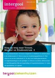 magazine voor patiënten | editie 2 | juni 2008 - Tergooiziekenhuizen