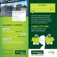 Ladies City day, - Lampiris