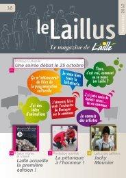 Le Laillus n°18 - Laillé
