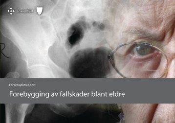 Forebygging av fallskader blant eldre - Innomed