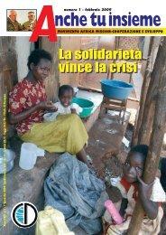 Febbraio 2009 - Africa Mission