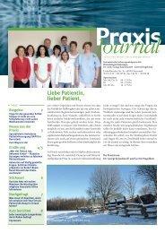 Ausgabe 14 / 2009 - Onkologische Schwerpunktpraxis Darmstadt