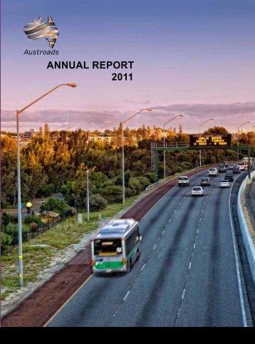 ANNUAL REPORT 2011 - Austroads