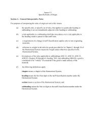 Rules of Origin - Office of Textiles and Apparel