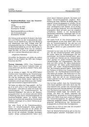 Landtag 15.11.2007 Nordrhein-Westfalen Plenarprotokoll 14/74 12 ...