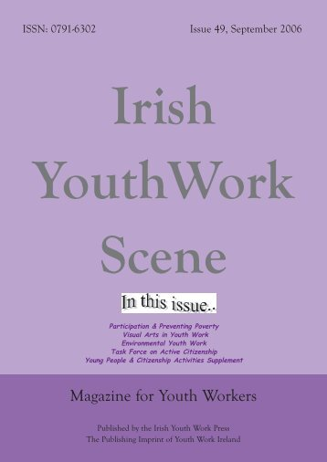 Issue 49: September 2006 - Youth Work Ireland