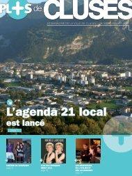 L'agenda 21 local - Cluses