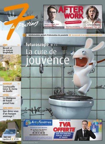 n° 192 voir ce numéro - 7 à Poitiers