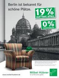 Berlin ist bekannt für schöne Plätze. - Urban Media GmbH