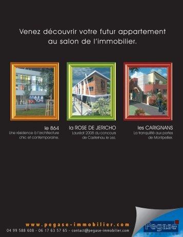 Venez découvrir votre futur appartement au salon ... - Les Pyramides
