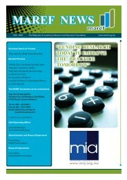 Maref page 1 - Malaysian Accountancy Research and Education ...