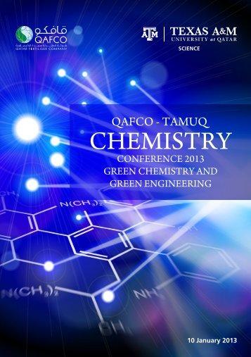 CHEMISTRY - Science Program - Texas A&M University