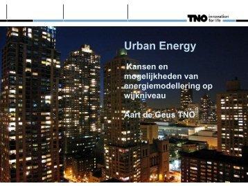 Urban Energy - ibpsa-nvl