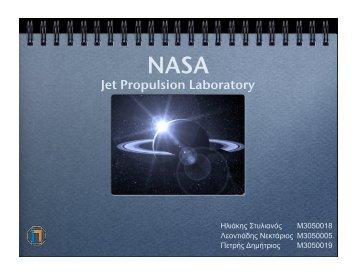 Jet Propulsion Laboratory - Venus