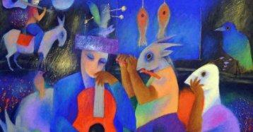 Convite - Movimento Arte Contemporânea