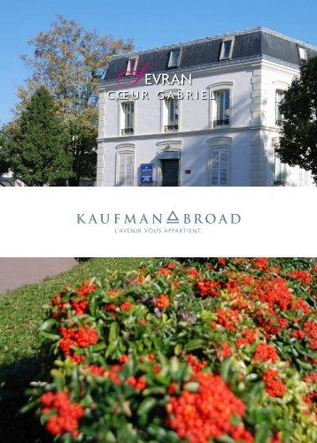Appartements neufs à Sevran - programme ... - Kaufman & Broad