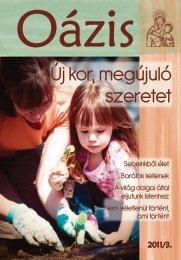 Új kor, megújuló szeretet - Magyar Schönstatt Család
