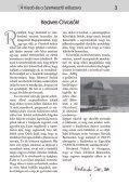 Új kor, megújuló szeretet - Magyar Schönstatt Család - Page 3