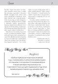 Új kor, megújuló szeretet - Magyar Schönstatt Család - Page 7