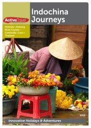 Indochina Journeys - Active Travel