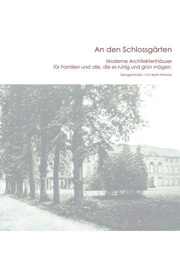 Broschüre 10-0120.indd - Architekturbüro Schmid & ARTE-Bau GmbH