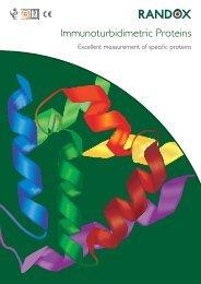 Immunoturbidimetric Proteins