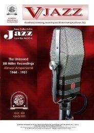 Vjazz 57 - Victorian Jazz Archive