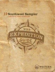 Southwest Sampler » Utah - Western River Expeditions