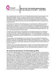 Tätigkeitsbericht - Gsb.hmtm-hannover.de - Hochschule für Musik ...