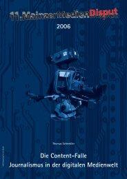 Formatstudie f r pdf download - MainzerMedienDisput