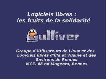 Logiciels libres : les fruits de la solidarité - Linux-France