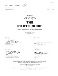 THE PILOT'S GUIDE