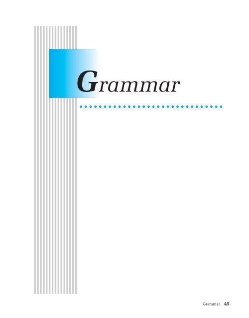 Grammar and Language Workbook, Part 1: Grammar - Glencoe