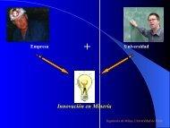 Innovación en Minería - Sonami