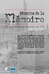 Chemin de la Mémoire