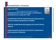 Cuenta Pública MOP Valparaíso 2011 Parte 2 (11,4 Mb. PDF)