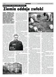 Tygodnik Pojezierza Drawskiego - Verein zur Bergung Gefallener in ...