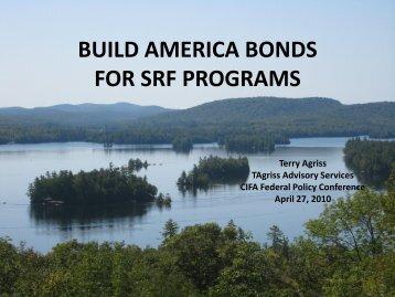 Build America Bonds for SRF Programs