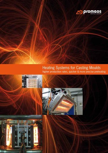 Heating Systems for Casting Moulds - promeos GmbH