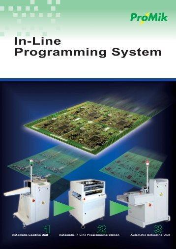 In-Line Programming System - ProMik