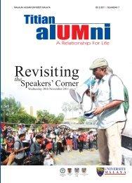 Isu 2/2011/Bilangan 7 - alumni.um.edu.my - Universiti Malaya