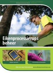 Eikenprocessierups beheer - Nationale Bomenbank
