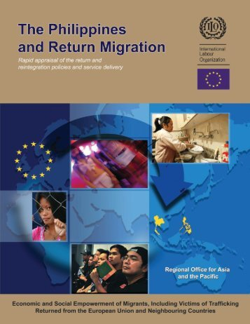 The Philippines and return migration - International Labour ...