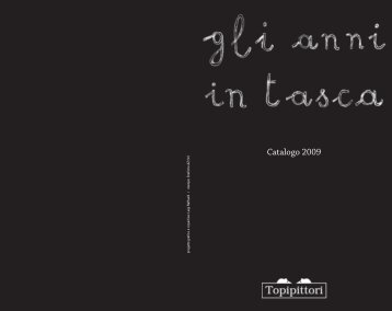 Catalogo 2009 - Topipittori