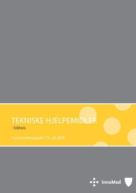 TEKNISKE HJELPEMIDLER - Innomed