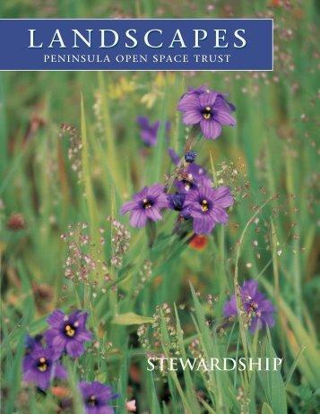 Fall 2003 (3248 KB) - Peninsula Open Space Trust