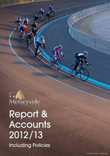 Report & Accounts 2012/13 - THE LOCAL GOVERNMENT ...