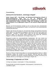 Berlin Hommage a Angela - Stilwerk
