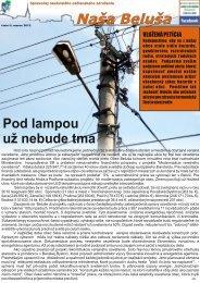 Naša Beluša 3/2013 v elektronickej podobe (pdf)